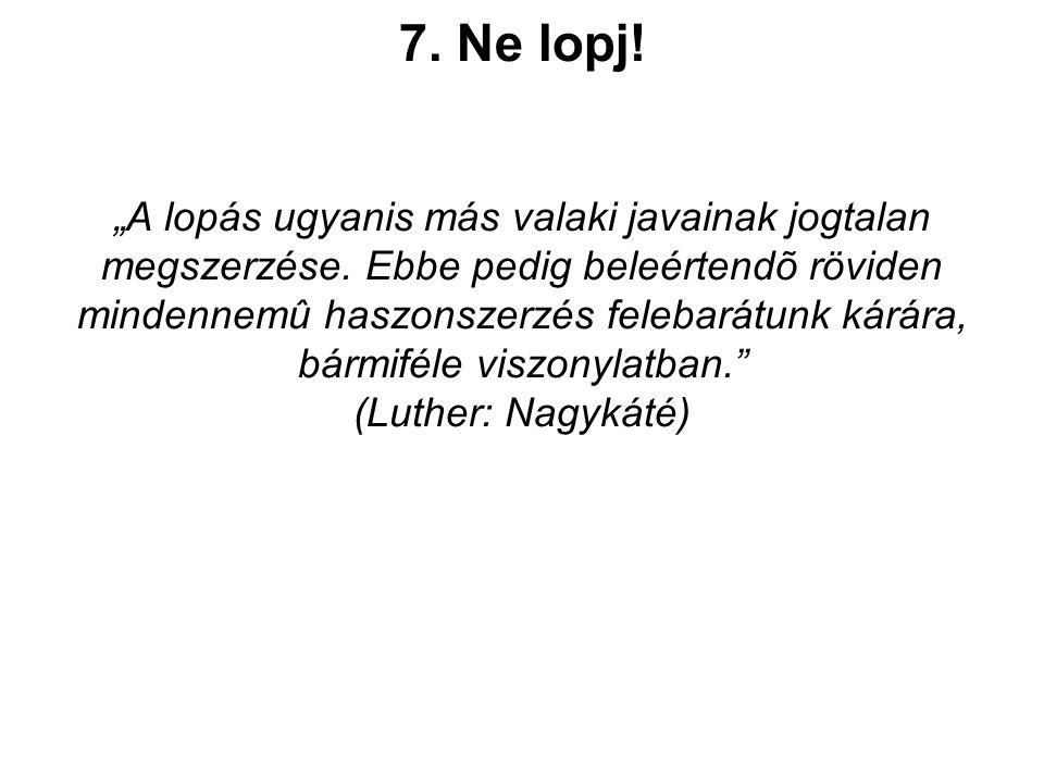 7.Ne lopj.