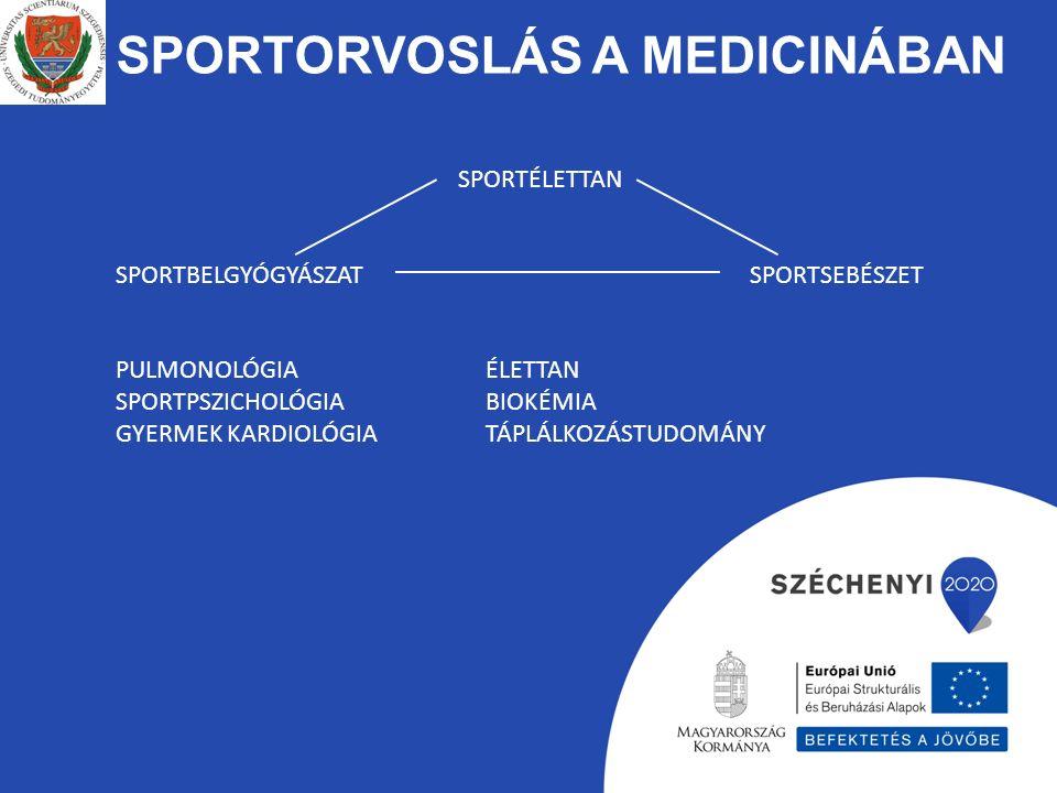 A sportsérülések rehabilitációja A tantárgy bevezetése segít a gyógytornászok számának növelésében.