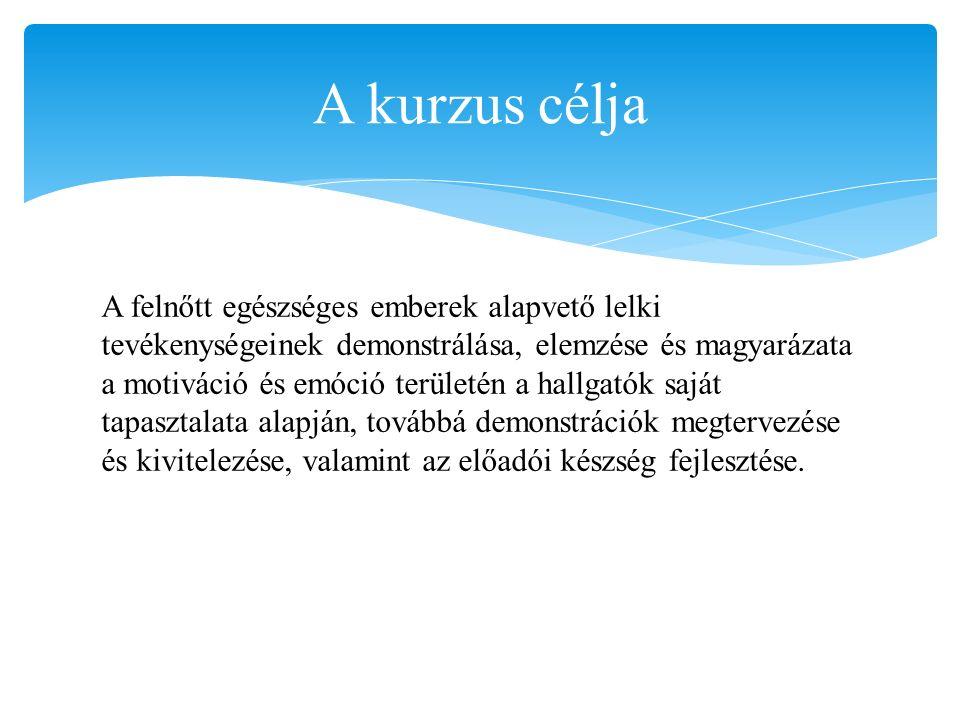 Kongresszusi, egyetemi előadások:  Császár N., Varga K.