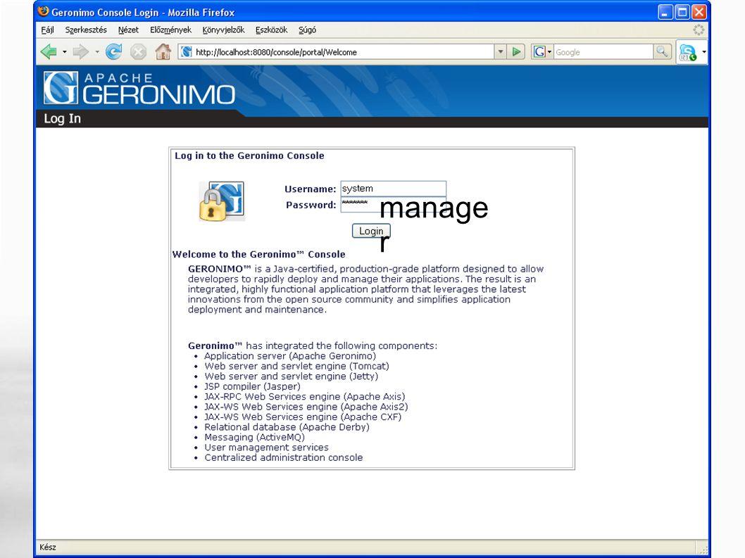 manage r