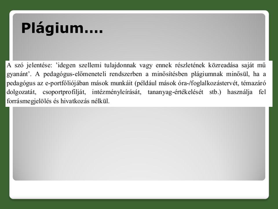 Plágium….