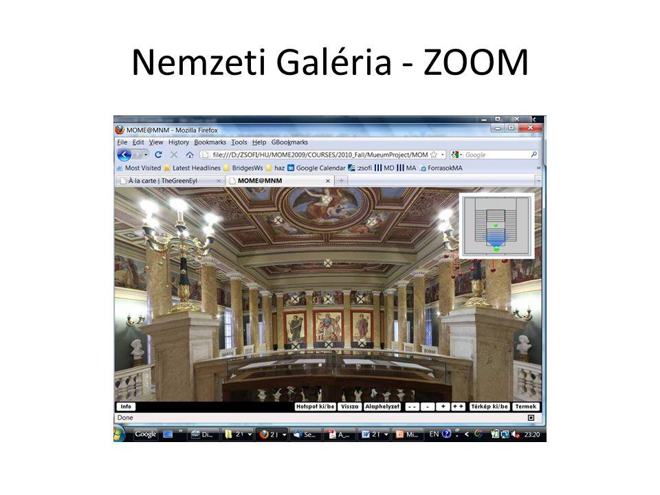 Nemzeti Galéria - ZOOM