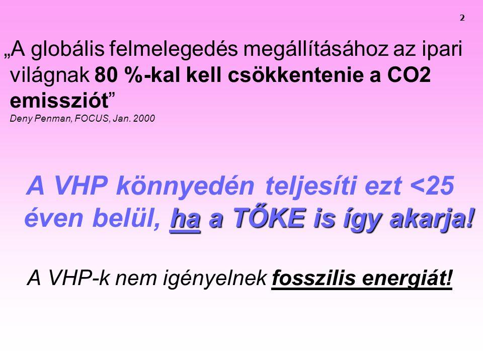 """""""A globális felmelegedés megállításához az ipari világnak 80 %-kal kell csökkentenie a CO2 emissziót Deny Penman, FOCUS, Jan."""