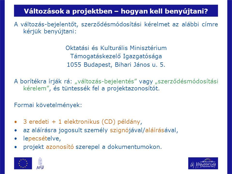 Nyomonkövetés – PEJ és ZPEJ (1/4) (Z)PEJ: (záró) projekt előrehaladási jelentés Jogszabályi háttér (16/2006.