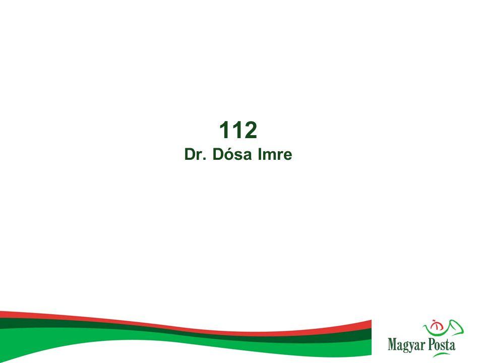 112 Dr. Dósa Imre