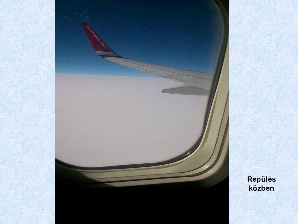 Repülés közben