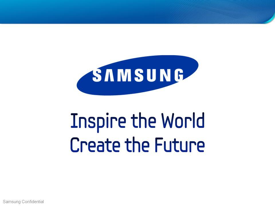 Samsung Confidential