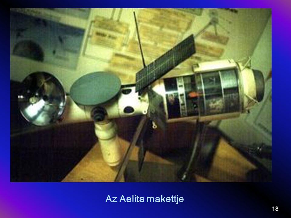 Az Aelita makettje 18
