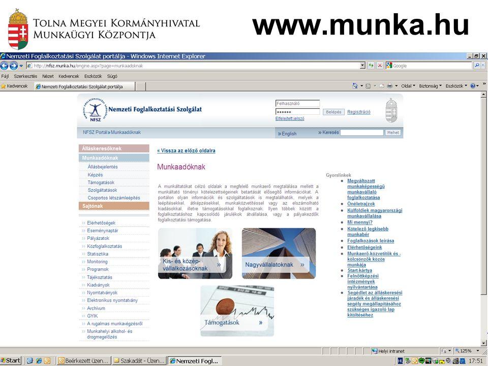 www.munka.hu