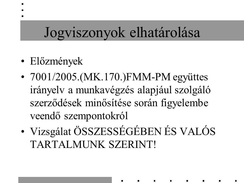 """Munkaerő-piaci alapba befizetés Külföldi engedély nélküli magyarországi foglalkoztatása esetén Függ: –Engedély nélküli időszak hosszától –A foglalkoztató """"visszaeső-e –A kifizetett munkabér mértékétől (ill."""