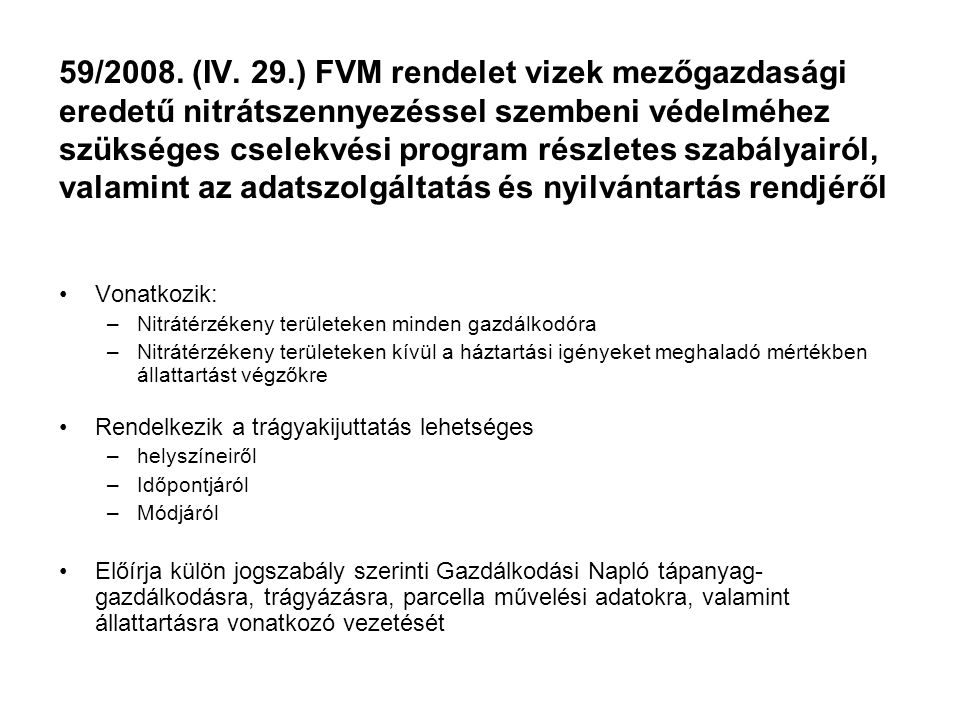 59/2008. (IV.