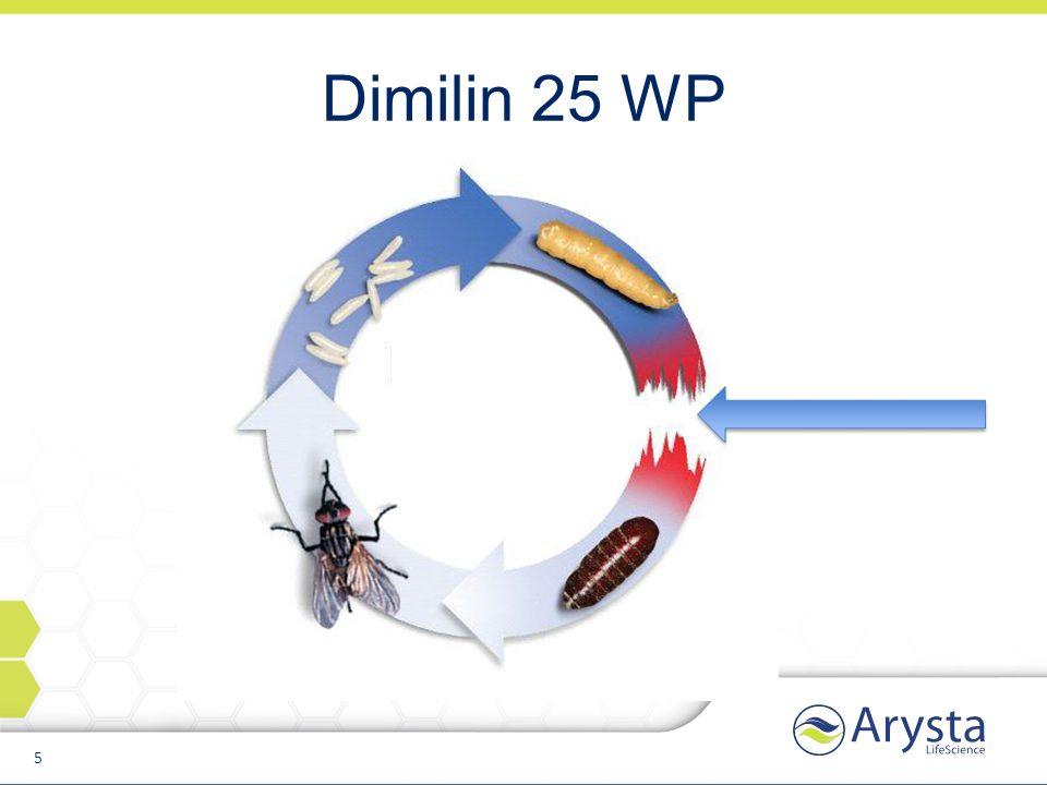 Dimilin 25 WP hatásmechanizmusa hatóanyag: diflubenzuron kontakt ölőhatás (néhány nap elteltével látható) hatásmechanizmusa: kitinszintézisgátlás - fejlődő lárva új bőrszövetébe nem tud beépülni a fehérje (kitin prekurzorok útjának elzárása) vedlés közben a belső nyomás szétfeszíti a szemcsés szerkezetű, torzult kutikulát - a lárva belepusztul a vedlésbe tojásölő hatás peteburkon keresztül 6