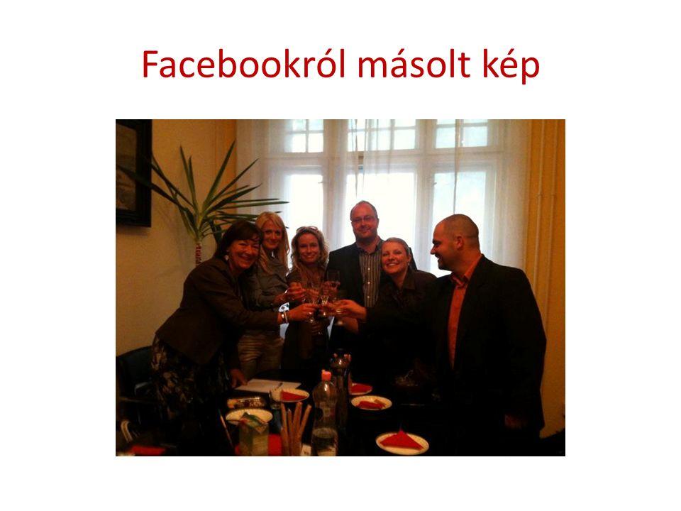 Facebookról másolt kép