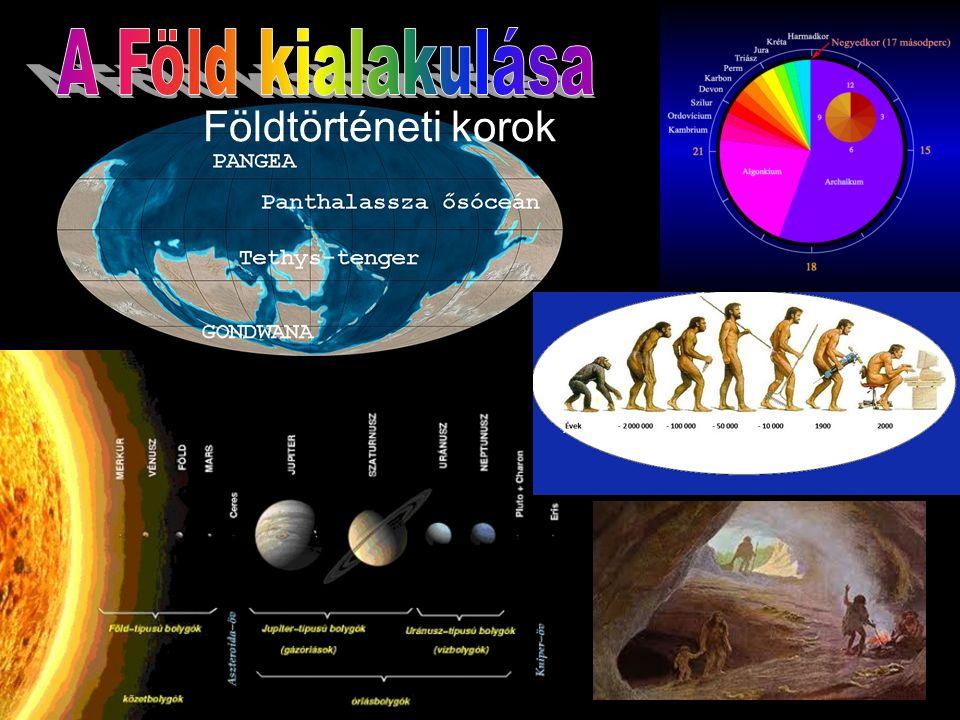 Földtörténeti korok
