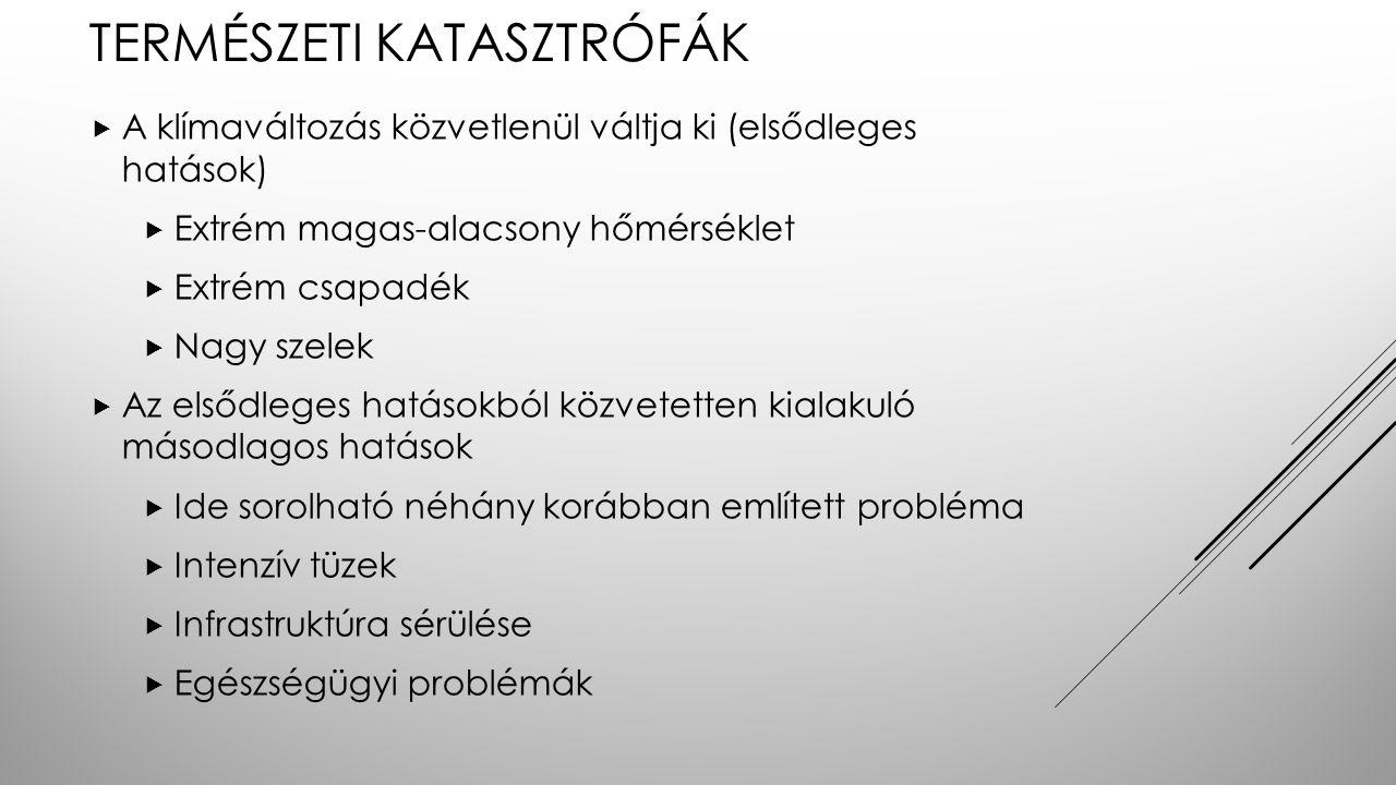 SZÉLSŐSÉGEK..