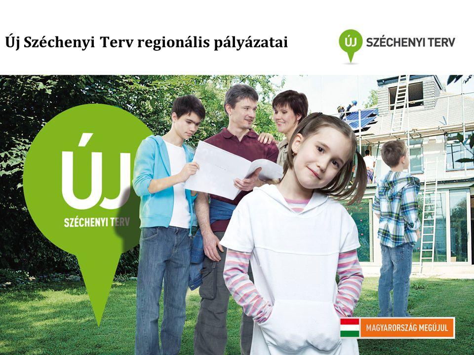 Új Széchenyi Terv regionális pályázatai