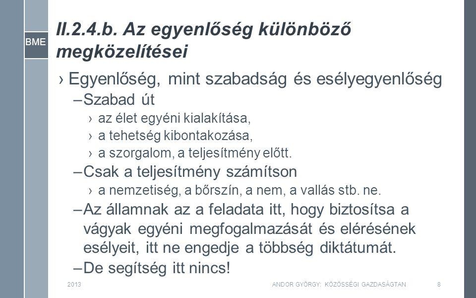BME II.2.4.b.