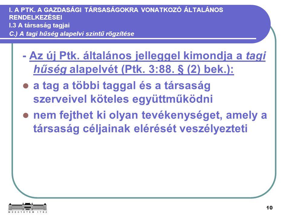 10 I. A PTK.