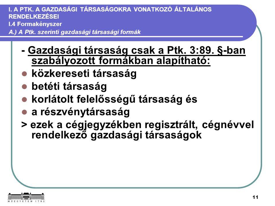 11 I. A PTK.
