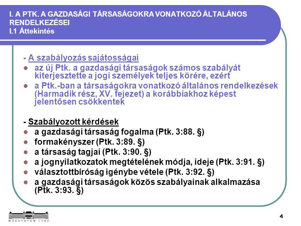 4 I. A PTK.