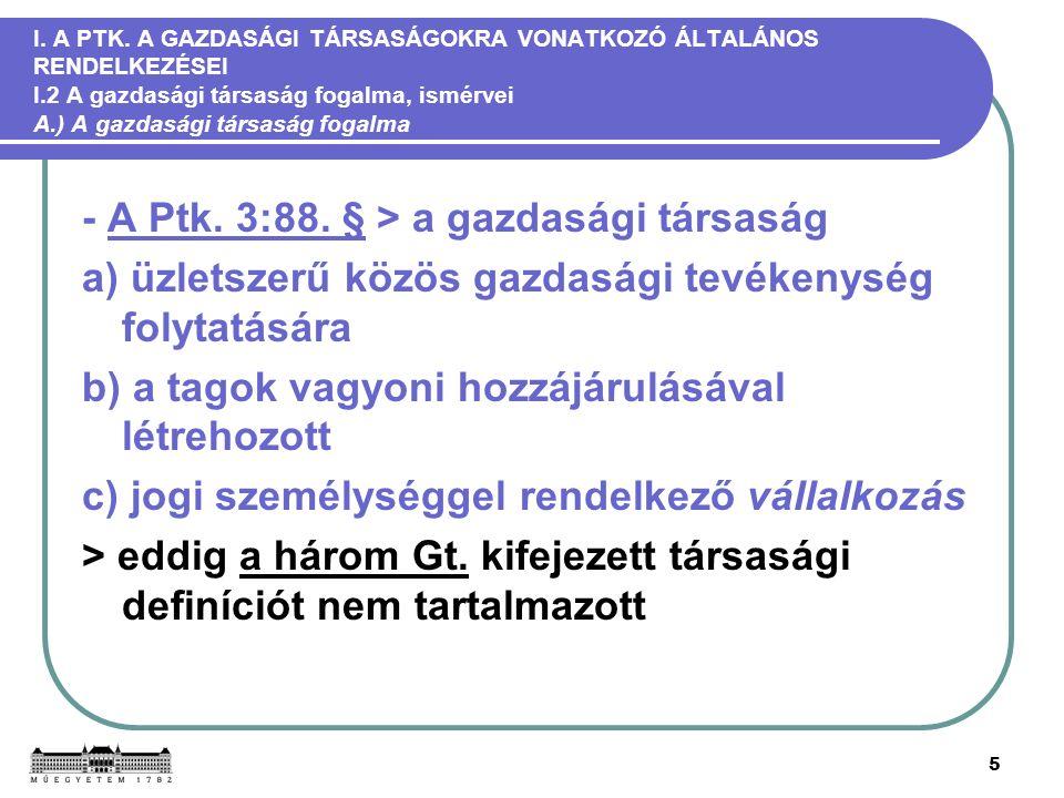 5 I. A PTK.