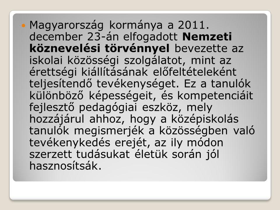 Magyarország kormánya a 2011.