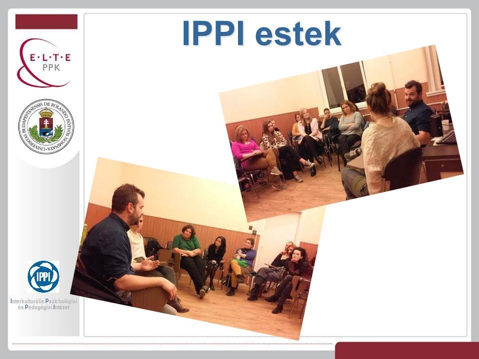 IPPI estek Interkulturális Pszichológiai és Pedagógiai Intézet