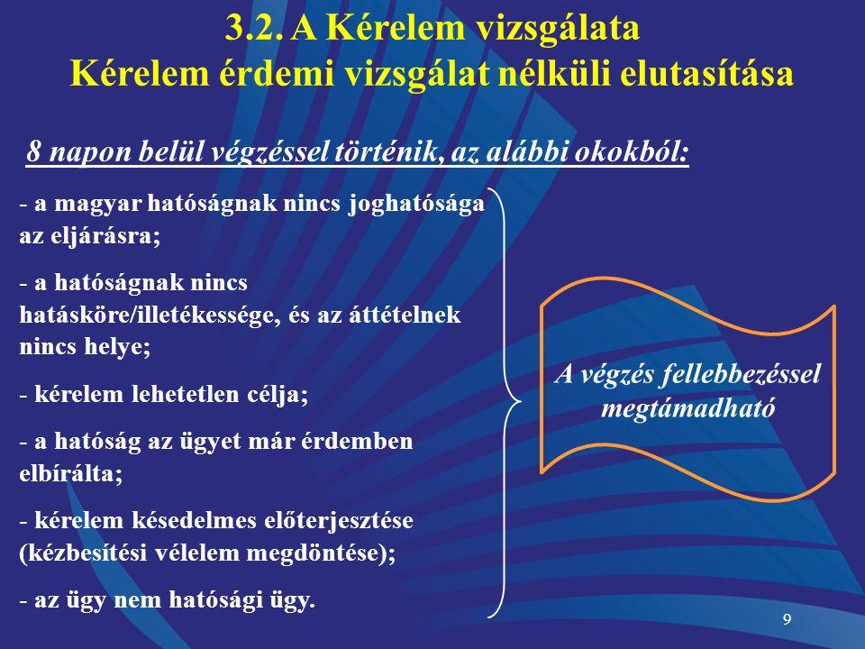 19 3.6.Hatósági közvetítő 41.§ - alkalmazása:nagy számú ügyfél érintettsége ha jsz.
