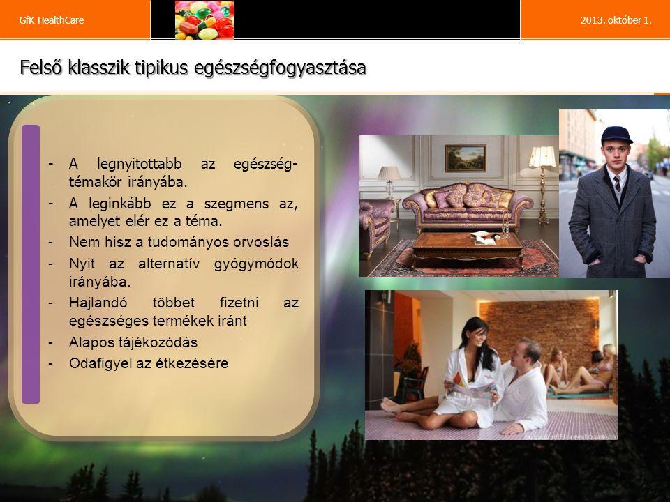 15 GfK HealthCare2013. október 1.