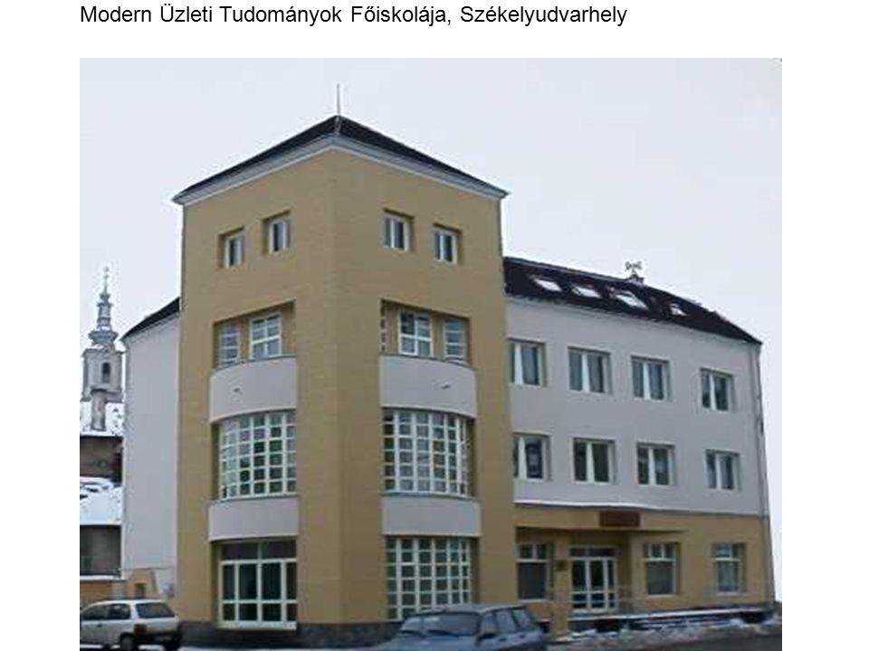 Modern Üzleti Tudományok Főiskolája, Székelyudvarhely