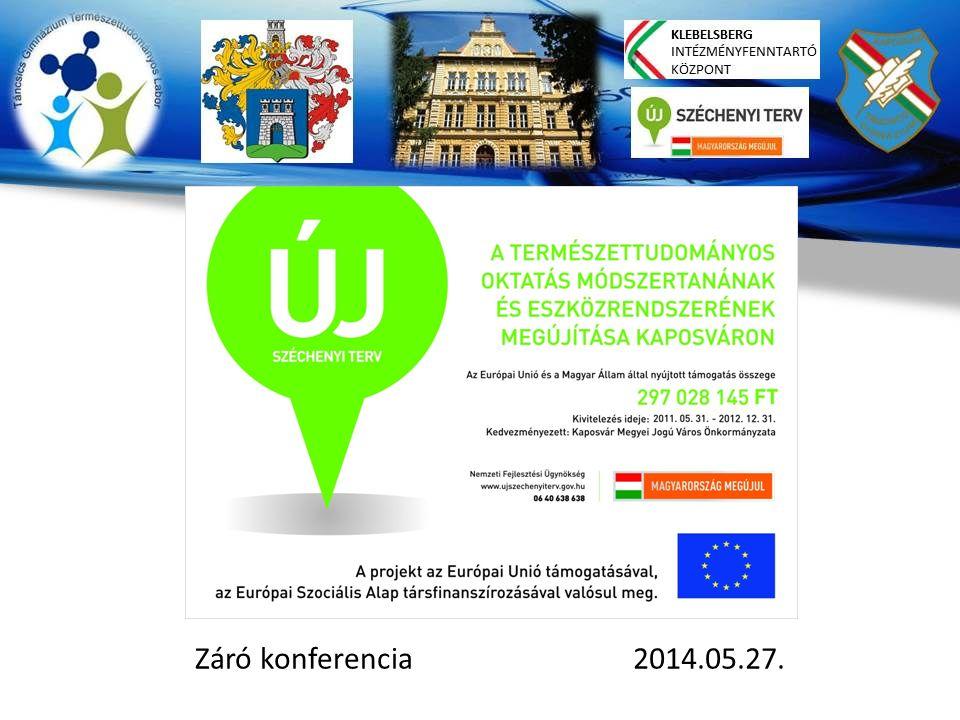 Záró konferencia2014.05.27.