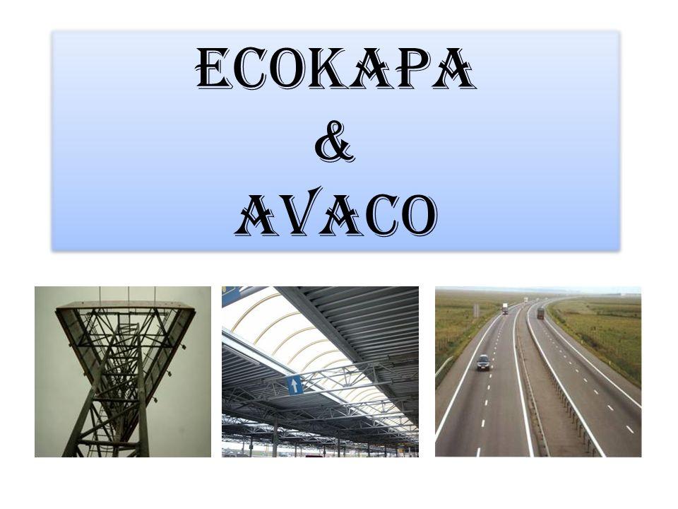AZ Ecokapa es Avaco CEGCSOPORT 1998 óta működtet egy acélszerkezeteket keszito es tüzihorganyzó üzemet a romaniai Bihar megyében, Nagyváradtól kb 25 km- re északfelé a Szatmárnémeti közúton taláható Biharfélegyházán,