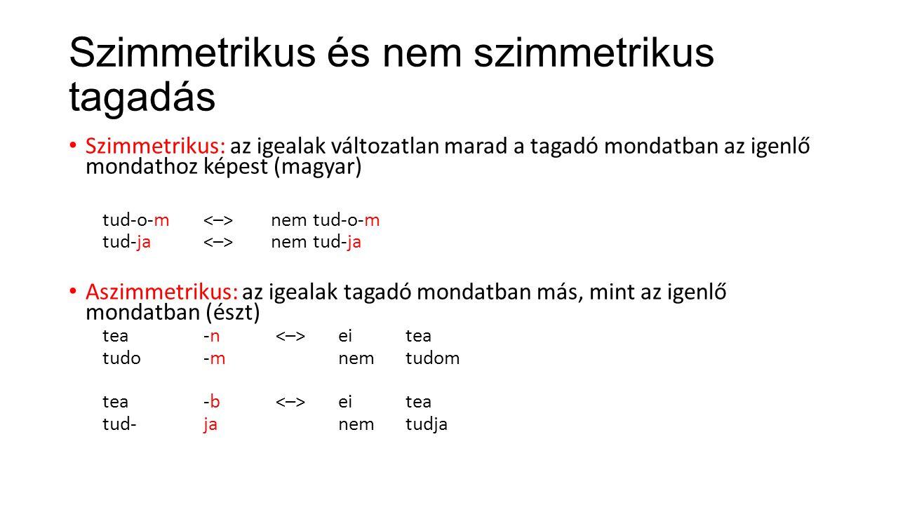 rokonság szerinti tipológiai osztályozás Eltérő lehet a nyelvek rokonság szerinti és tipológiai osztályozása.