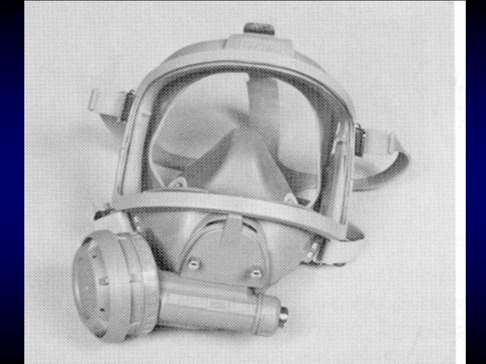 A SPIROMATIC 316 típusú légzésvédő készülék működése A működés a készülék használata során tekinthető át teljes egészében.