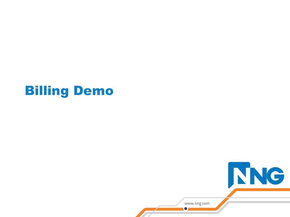 Billing Demo