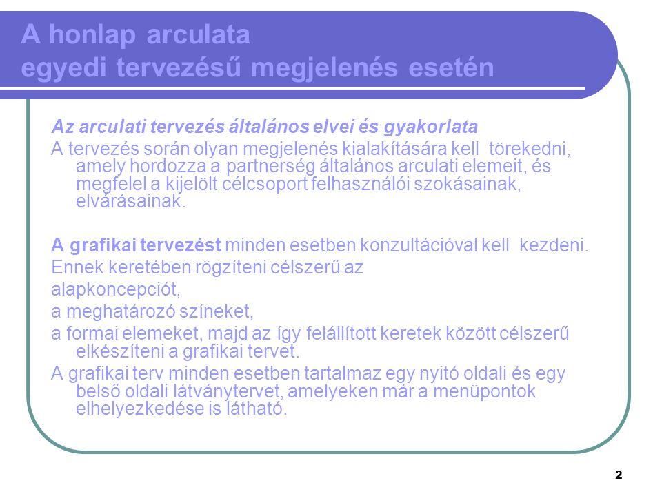 13 Modulok Hírlevél E-mailben történő direkt tájékoztatás eszköze.