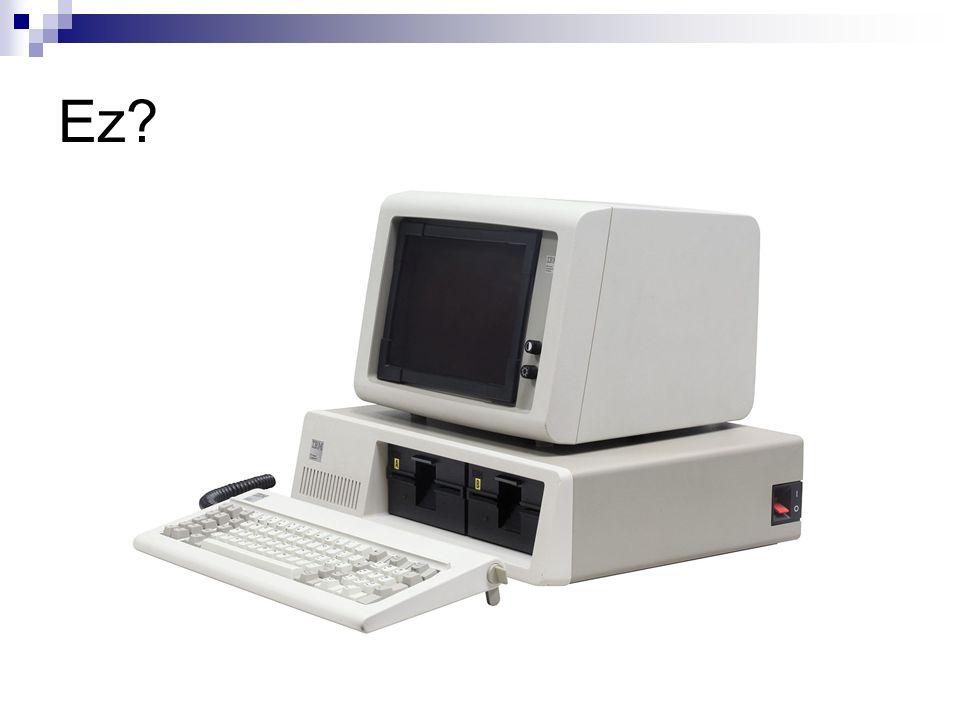 Alapelvek Analóg számítógép