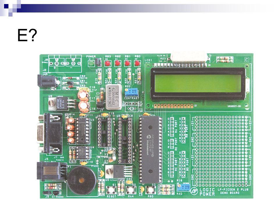 Processzor működése Szükséges egy órajelet (clock) biztosítani Ennek ütemére végzi a processzor a feladatok lépéseit, olvassa be és küldi ki az adatokat Egy-egy művelet elvégzése sok órajel-ütemet is igénybe vehet.