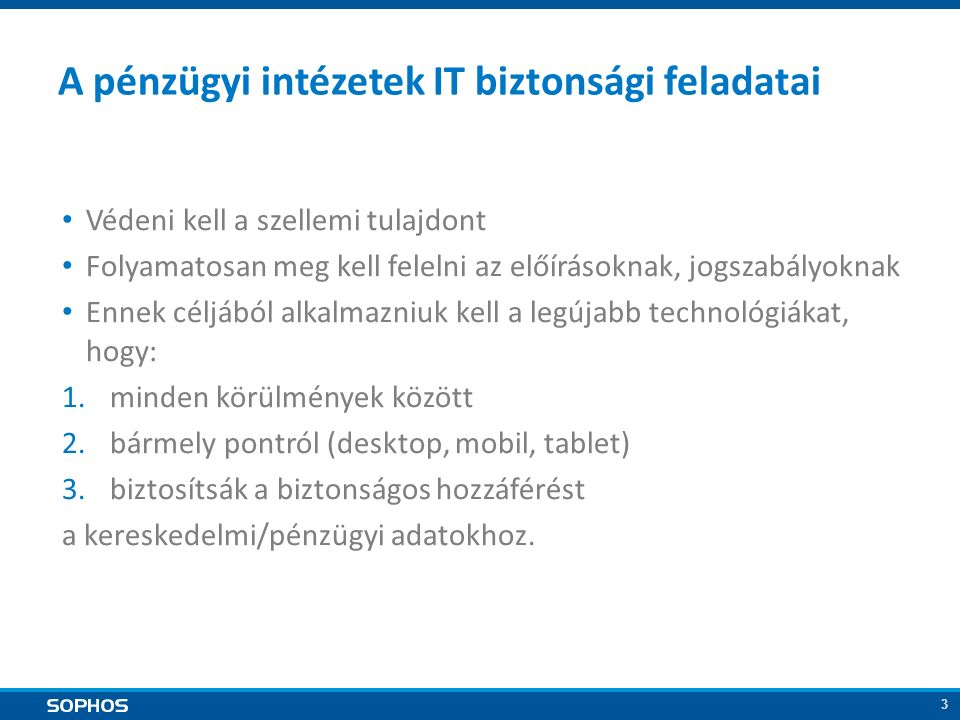 24 Átfogó Újgenerációs Határvédelem SOPHOS FIREWALL OPERATING SYSTEM Web Filtering Intrusion Prevention System (DDoS) Routing Email Security Selective Sandbox Application Control Data Loss Prevention ATP Detection Proxy Threat Engine Firewall