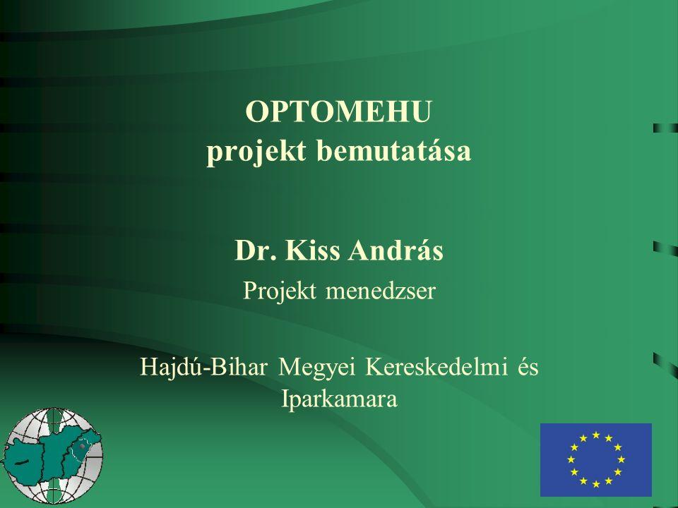 OPTOMEHU projekt bemutatása Dr.