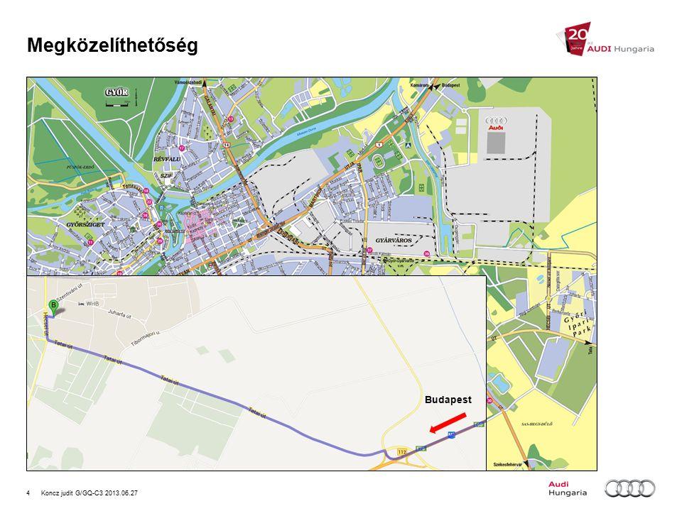4Koncz judit G/GQ-C3 2013.06.27 Megközelíthetőség Budapest