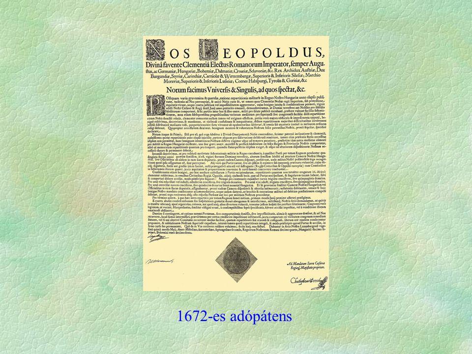 1672-es adópátens