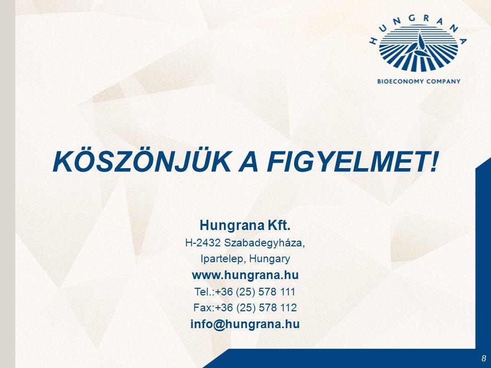 8 Hungrana Kft.