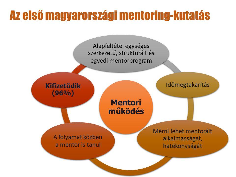 … Fejlesztési programok Vizsgálatuk, tapasztalatok a megvalósulás A mentori munka … területeitartalma A mentori munka … gyakorlatafeladatai Relevancia???.