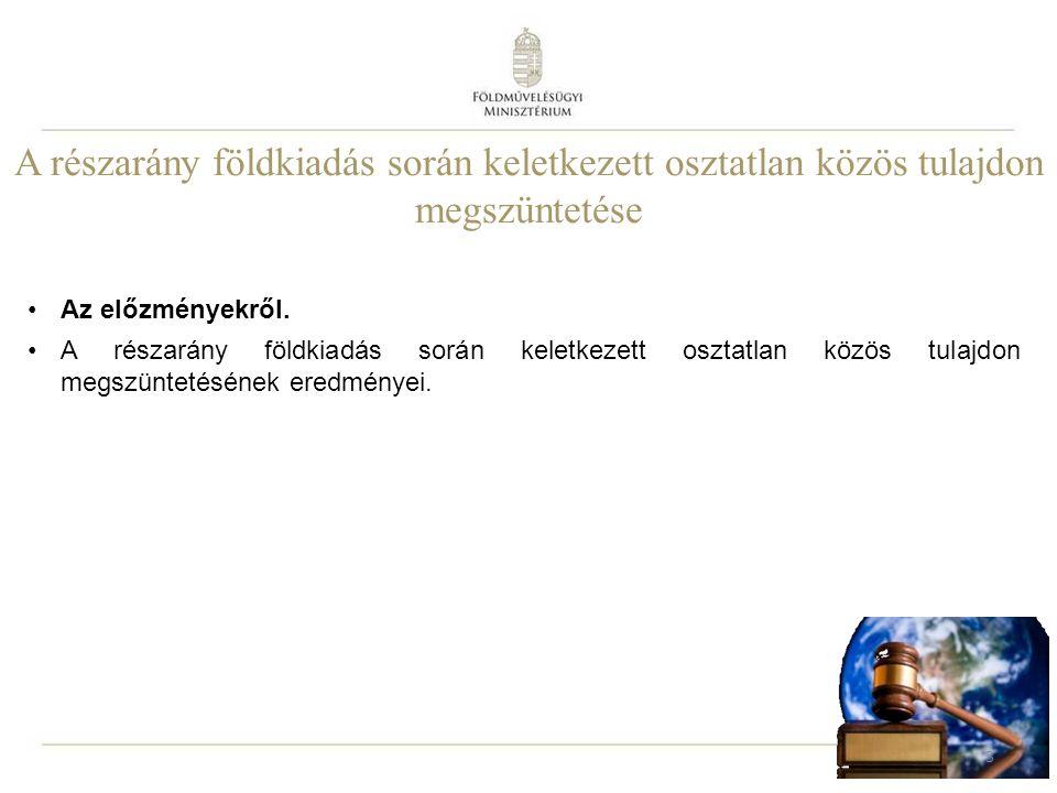 A Kormány döntése A Kormány 2012.szeptember 4-i ülése: 17.
