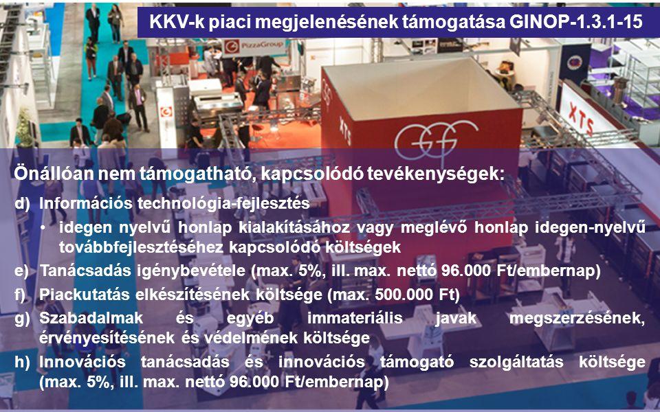 www.gwconsulting.hu 581 Mrd Ft innováció