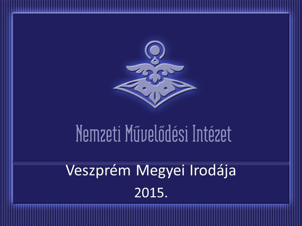 Veszprém Megyei Irodája 2015.