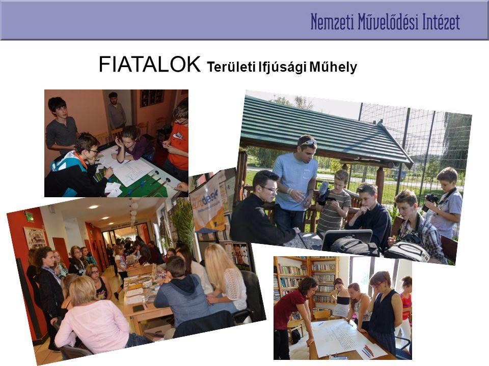FIATALOK Területi Ifjúsági Műhely