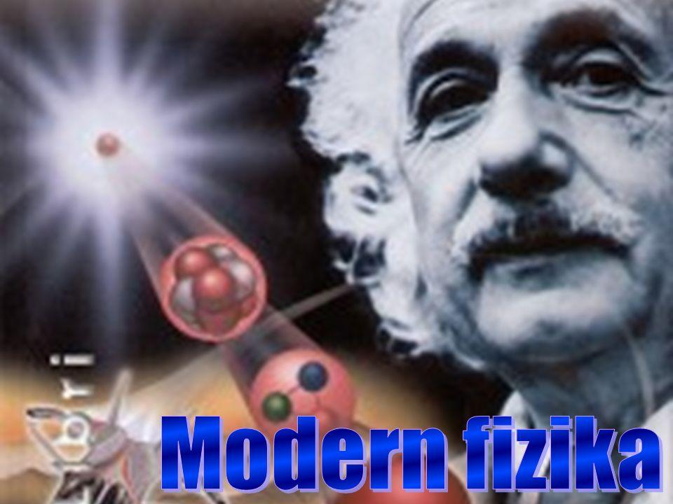 Eddigi fizika tanulmányaink során olyan törvényekkel ismerkedtünk meg, amelyekről a mindennapi életben is szerezhetünk tapasztalatokat.