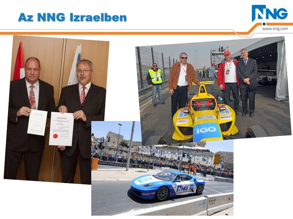 Az NNG Izraelben